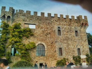 Castello Di Vincigliata Outside